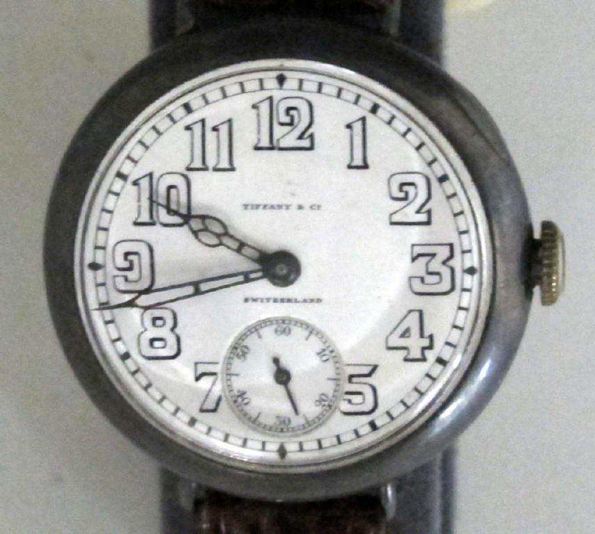 Tiffany Mechanical Wrist Watch Agassiz Movement