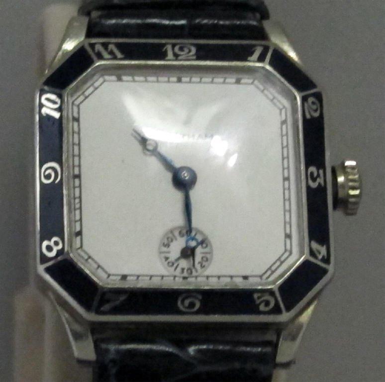 Waltham Mechanical Wrist Watch 15J
