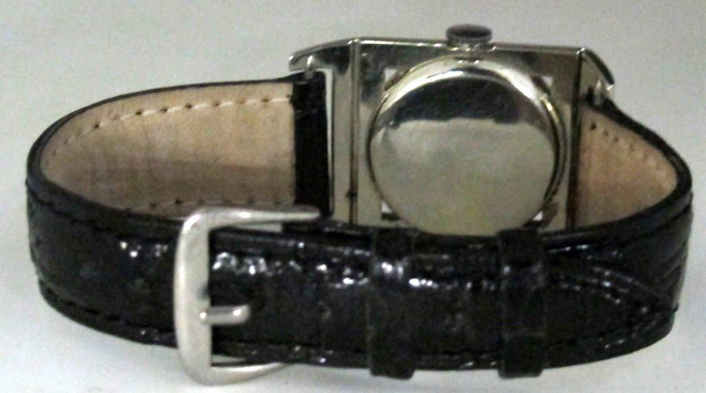 : A. Le Coultre Mechanical Wrist Watch - 2