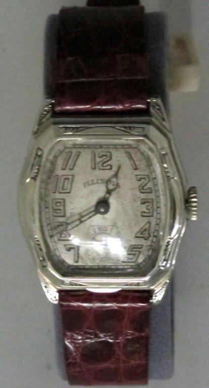 Illinois Mechanical Wrist Watch Solidarity