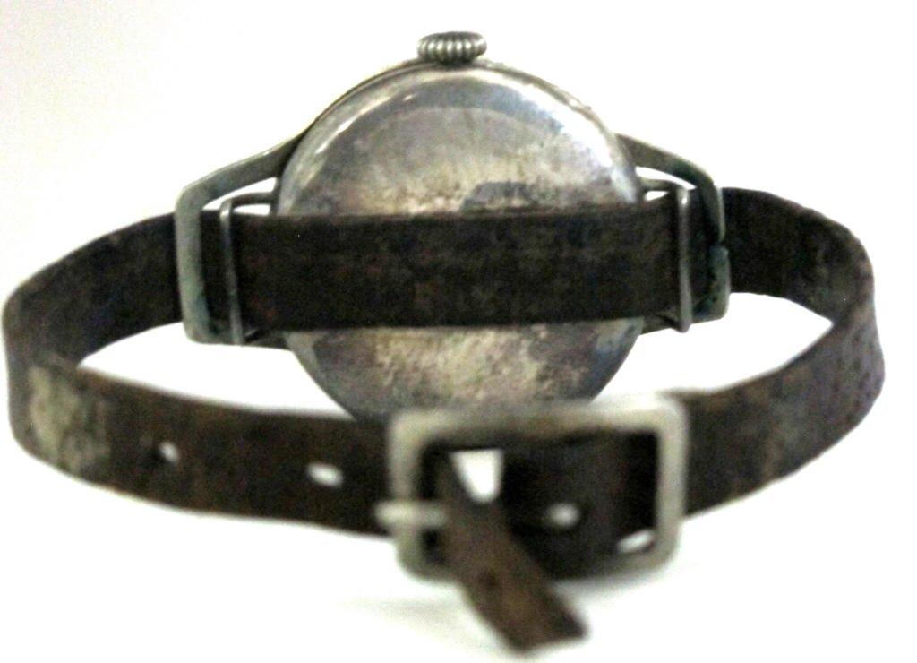 Fulton Mechanical Wrist Watch Sterling .935 - 2