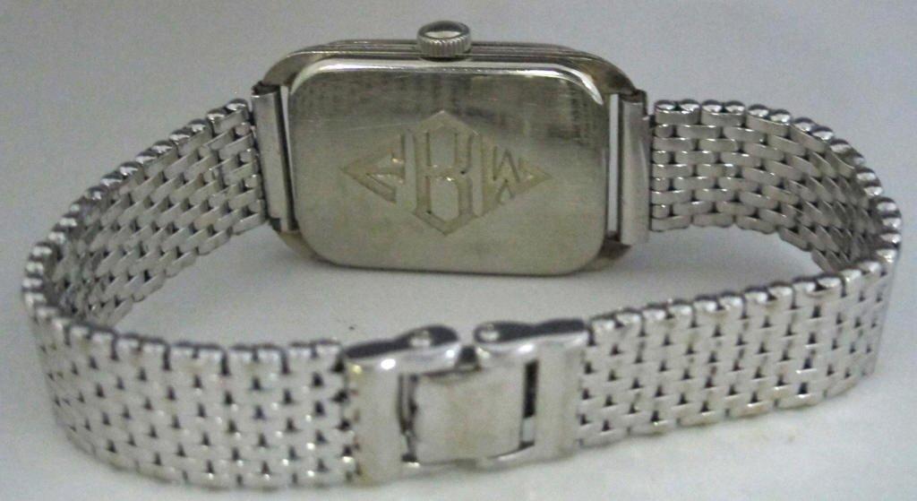 Illinois Mechanical Wrist Watch Model 197 - 2