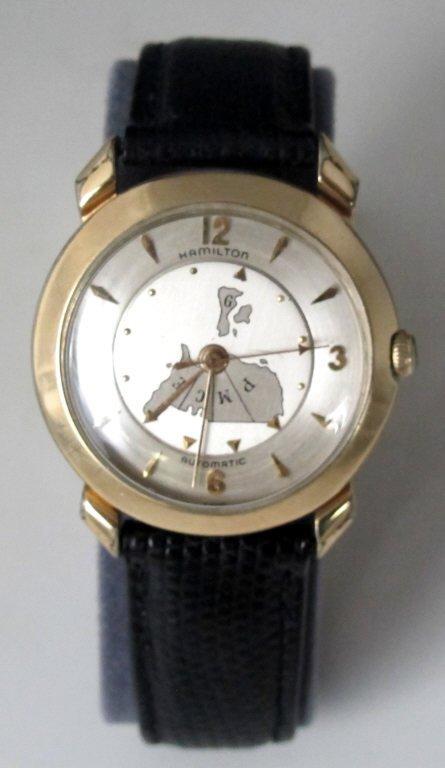 Hamilton Mechanical Wrist Watch Transcontinental A