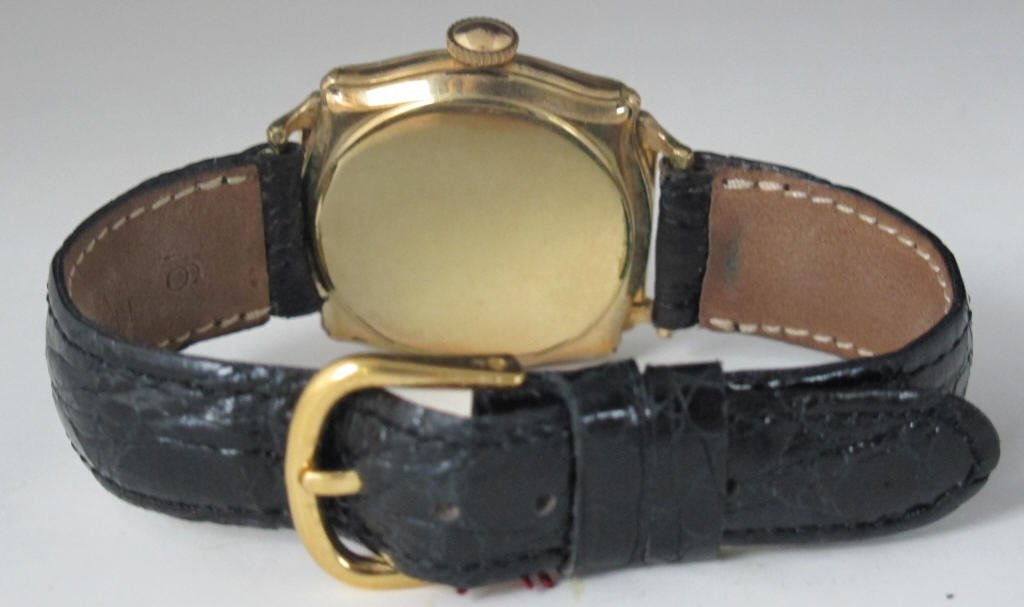 Illinois Mechanical Wrist Watch Model 176 - 3