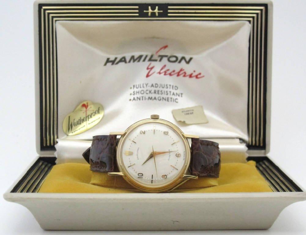 Hamilton Electric Wrist Watch Atlantis