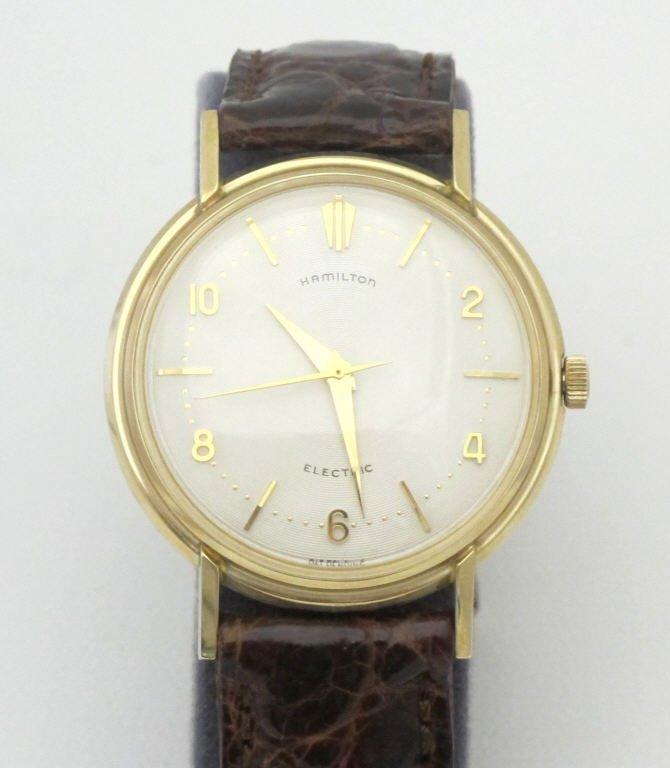 Hamilton Electric Wrist Watch Atlantis - 2