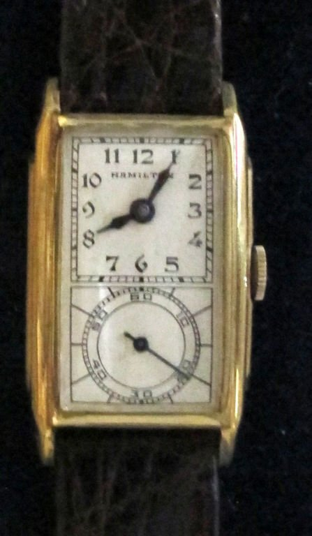 Hamilton Mechanical Wrist Watch Seckron Dr's Watch