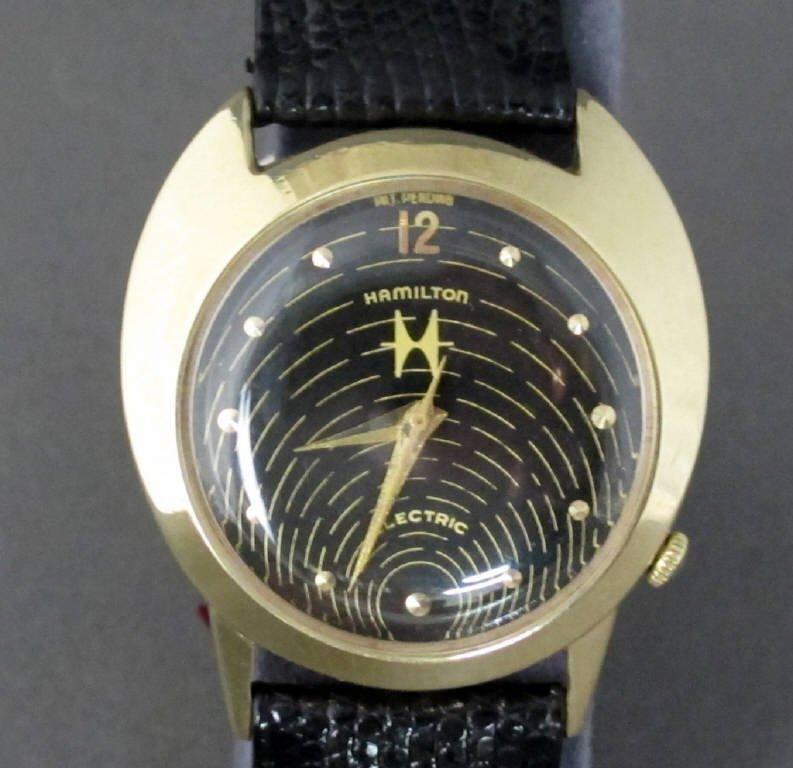 Hamilton Electric Wrist Watch Spectra