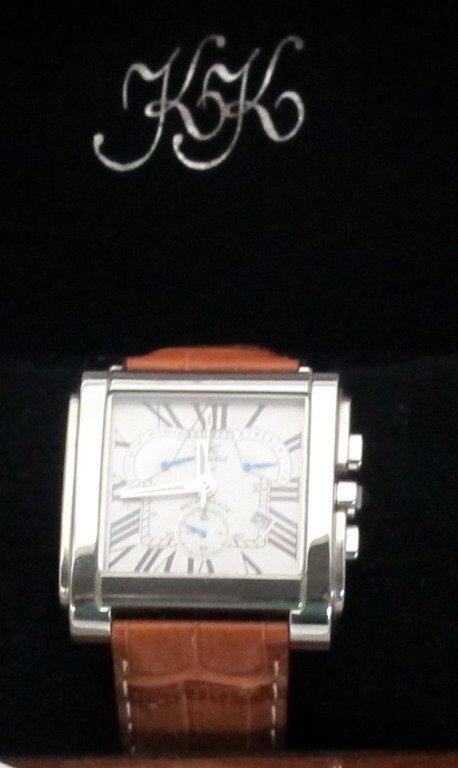 KristianKiel Quartz Wrist Watch Elan Chronograph - 2