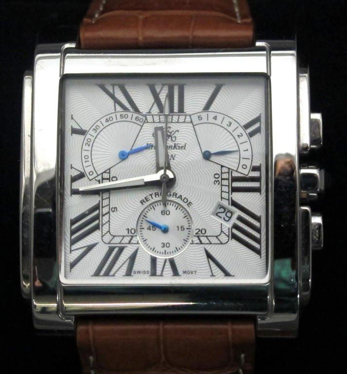 KristianKiel Quartz Wrist Watch Elan Chronograph - 3
