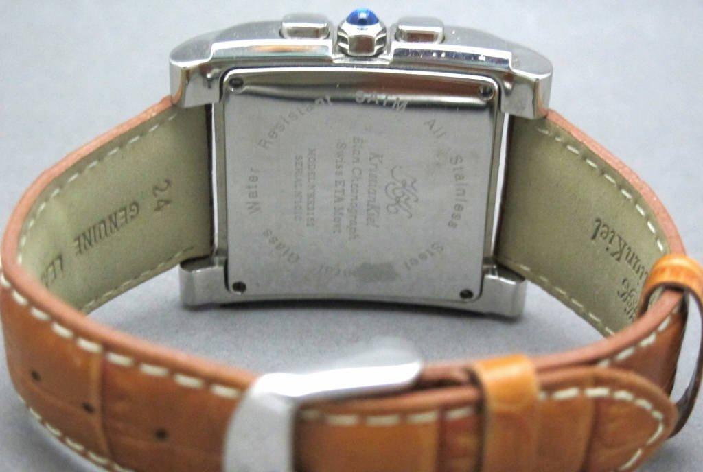 KristianKiel Quartz Wrist Watch Elan Chronograph - 4