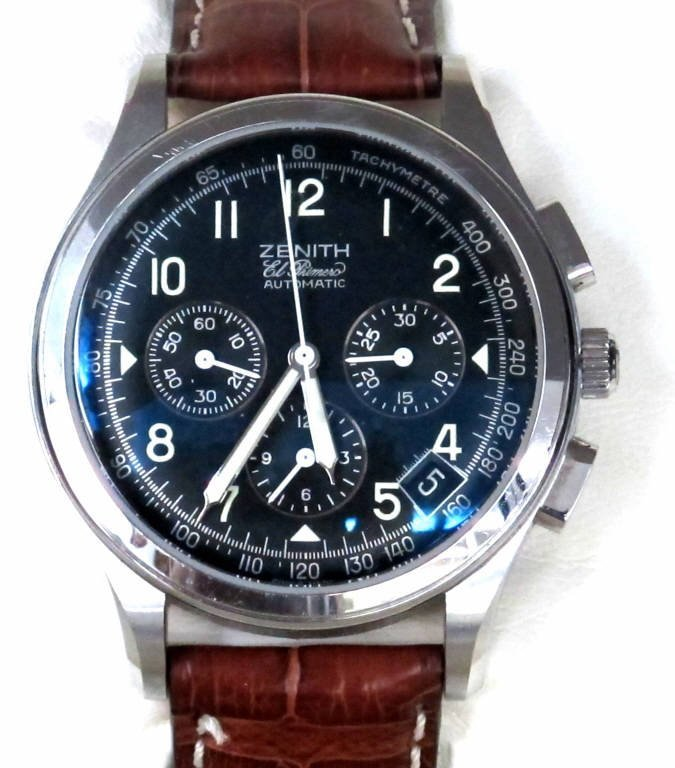 Zenith El Primero Wrist Watch