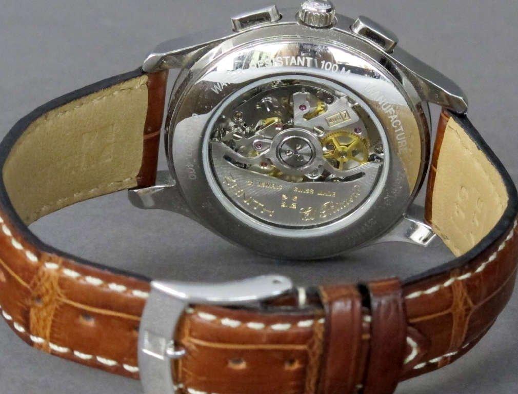 Zenith El Primero Wrist Watch - 2