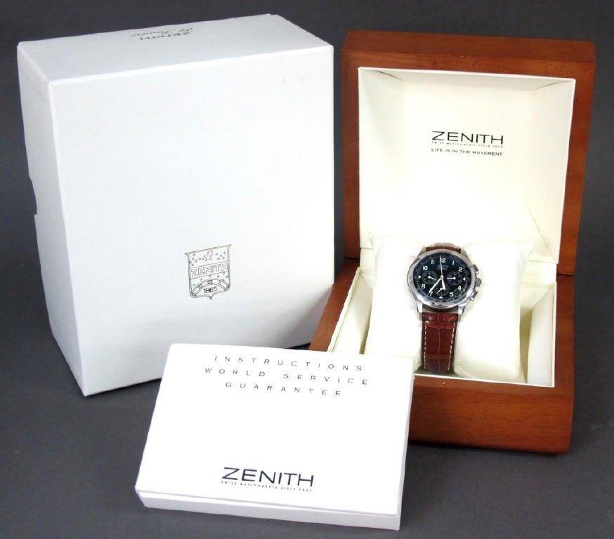 Zenith El Primero Wrist Watch - 3