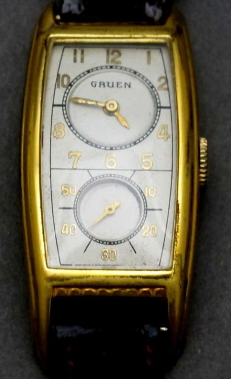 Gruen Mechanical Wrist Watch Dr's Watch