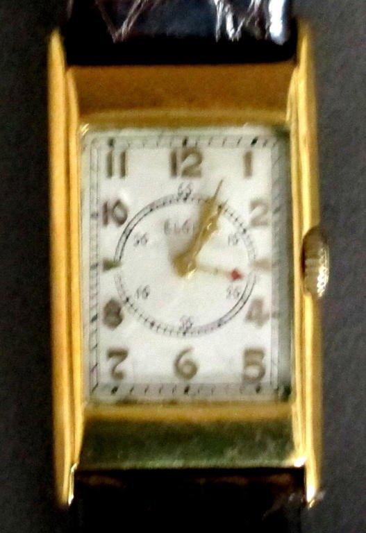 Elgin Mechanical Wrist Watch