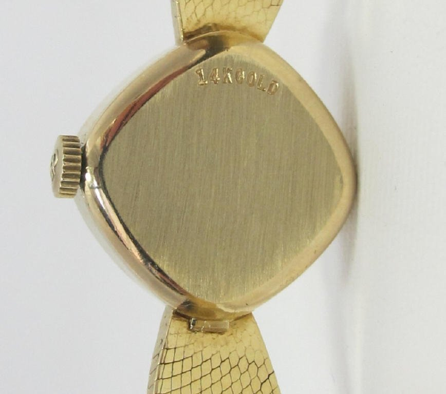 Girard Perregaux Lady's Yellow 14K Watch - 2