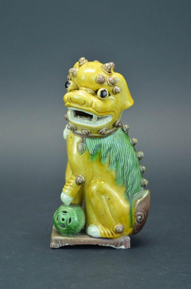 Foo dog- 19 century