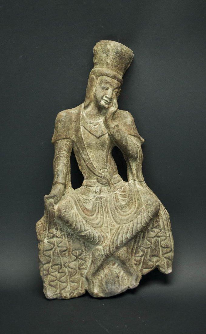 Budda figure
