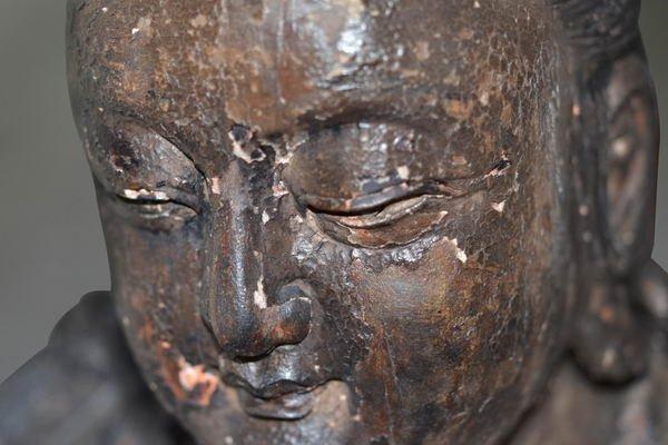 18 century Bodhisattva