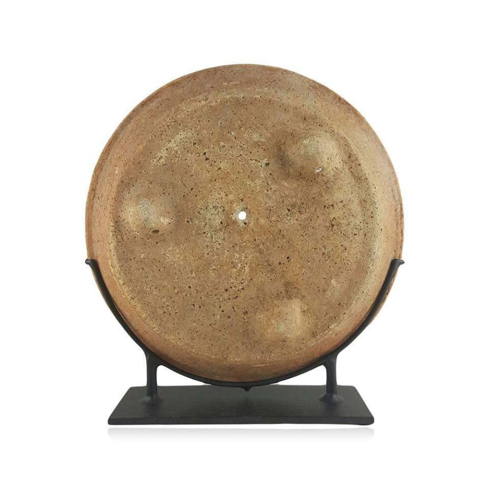 Pre-Columbian Maya Moan Bird Plate - 2