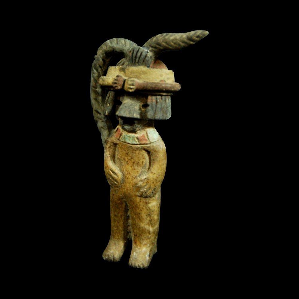 Rare Zacatecas Miniature Figure