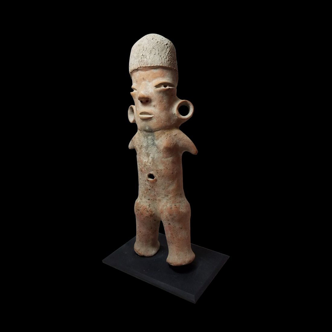 Large Pre-Columbian Tlatilco Standing Figure - 4