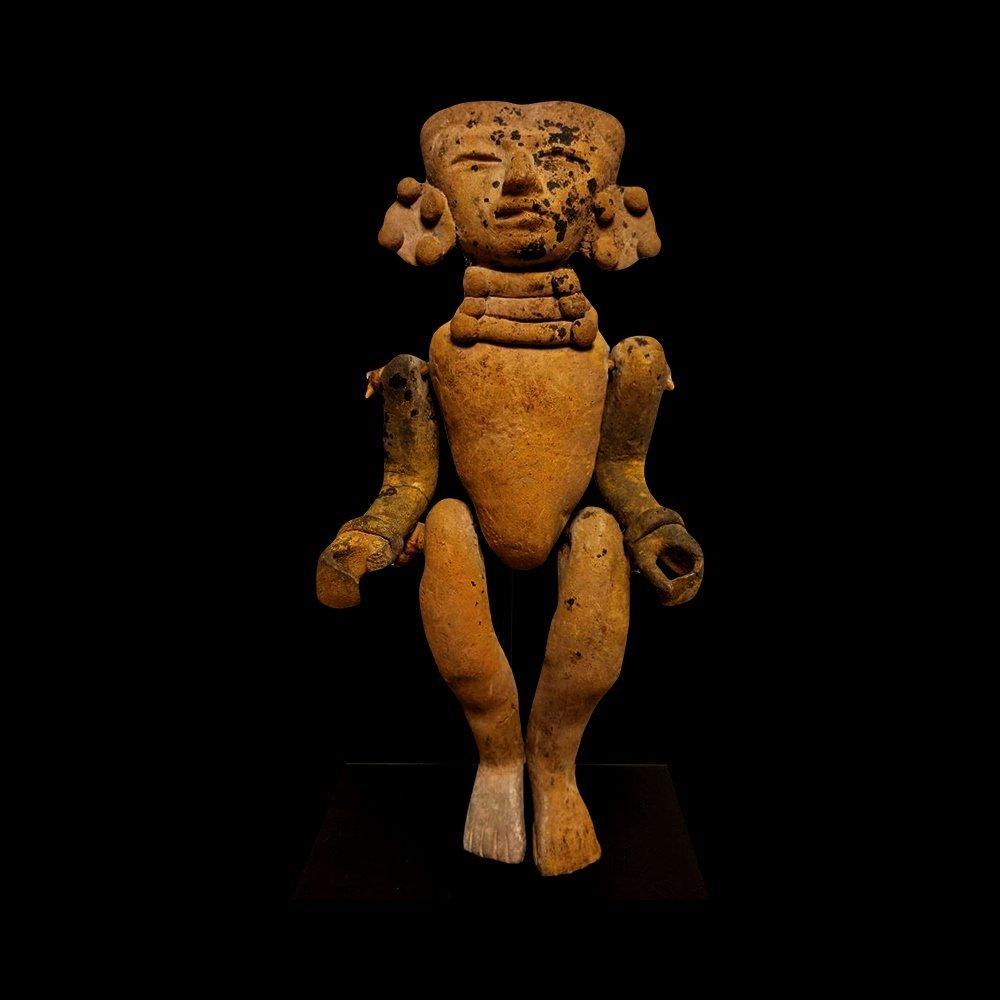 Pre-Columbian Teotihuacan Articulate Figure