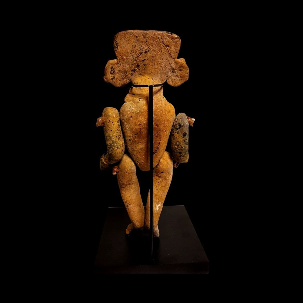 Pre-Columbian Teotihuacan Articulate Figure - 2