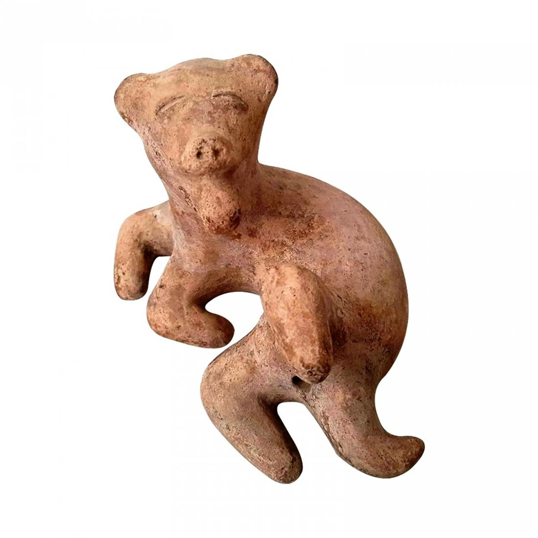Pre-columbian Jalisco Pottery Dog