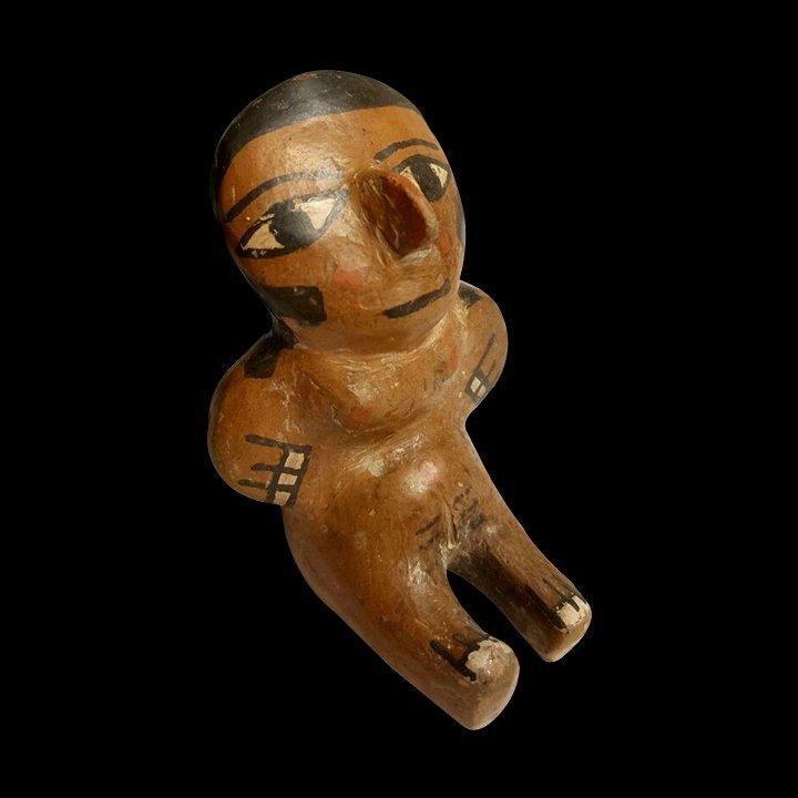 Miniature Pre-Columbian Nazca Figure