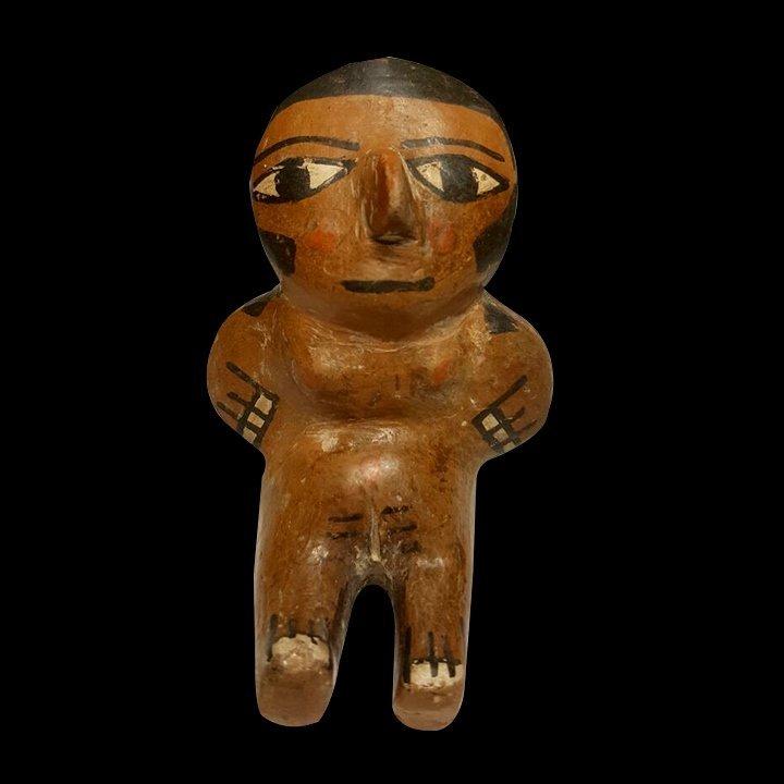 Miniature Pre-Columbian Nazca Figure - 2