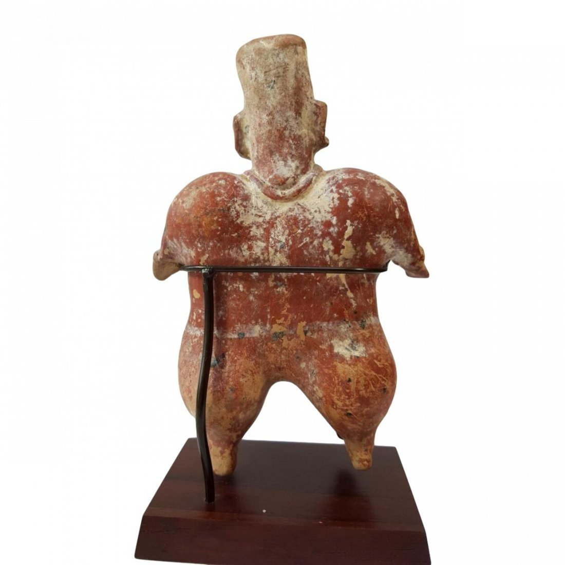 Pre-columbian Jalisco standing figure - 2