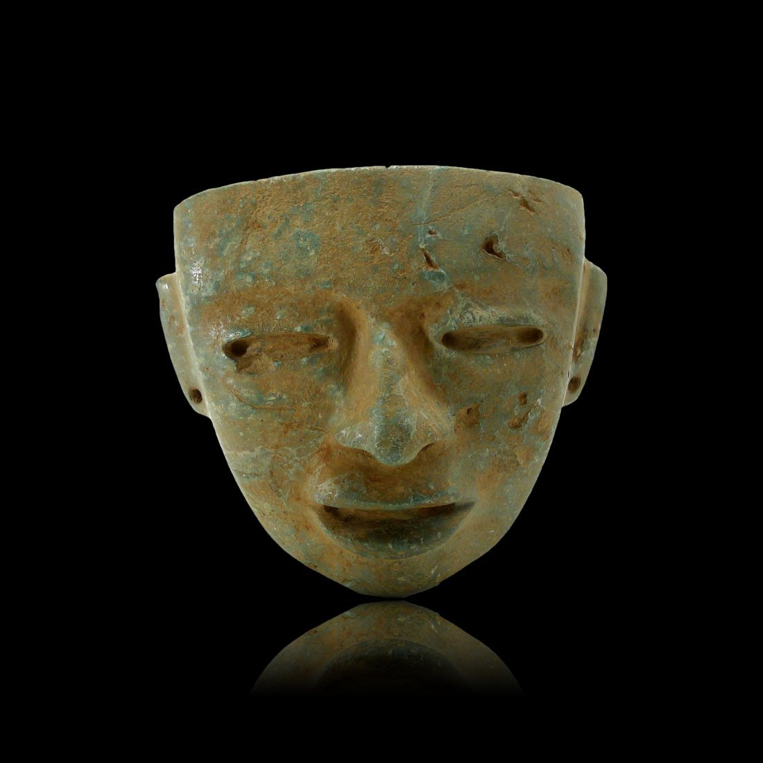 Pre-columbian Teotihuacan Death Mask