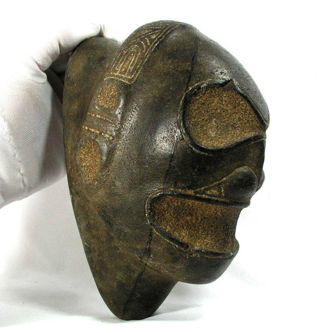 Pre-columbian Taino Skull Three pointer