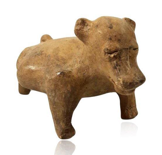 Pre-columbian Jalisco Pottery Dog