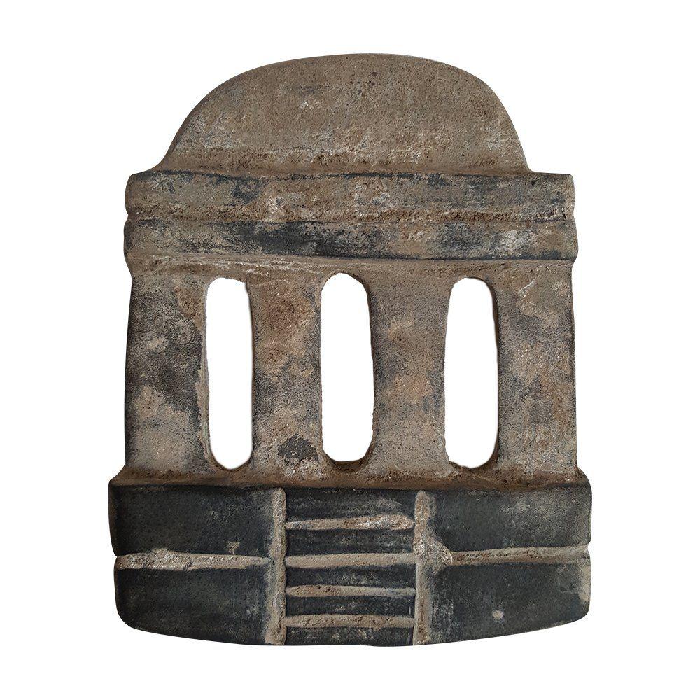 Pre-columbian Mezcala Stone Temple