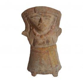 Pre-columbian Veracruz Figure