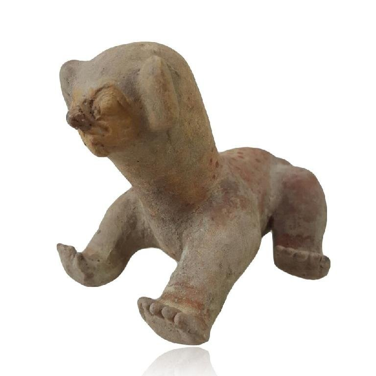 Pre-columbian Jamacoaque Jaguar