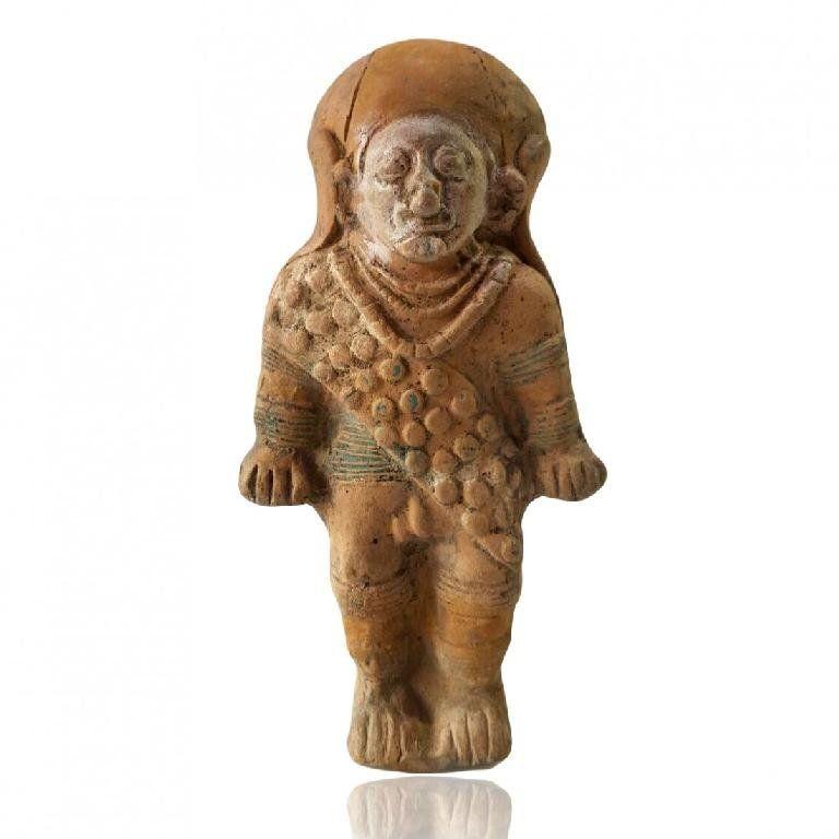 Pre-columbian Jamacoaque Standing Figure