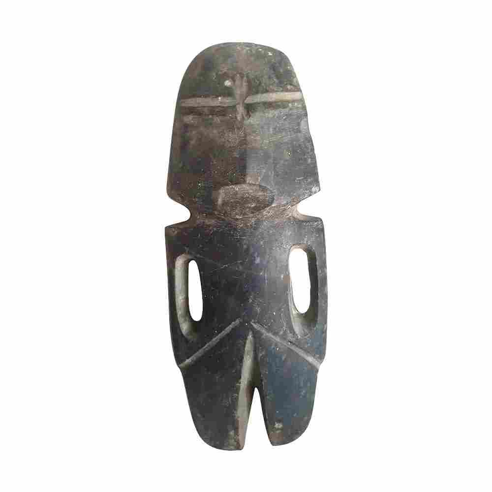 Large Pre-columbian Mezcala Stone Figure
