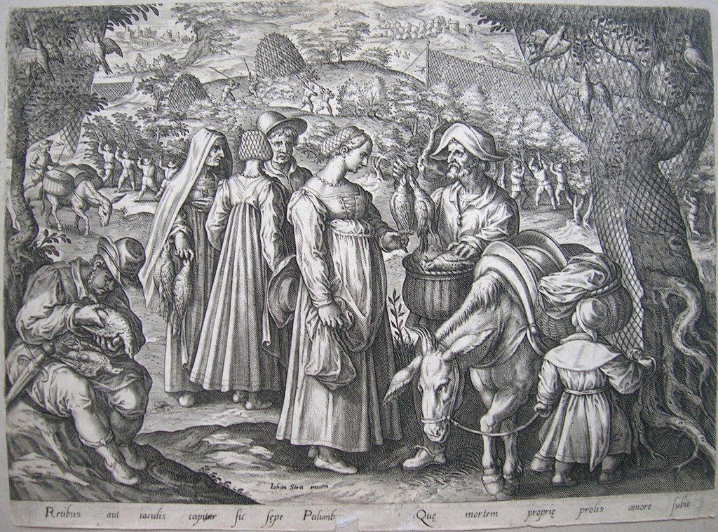 GALLE Philip (1537-1612)