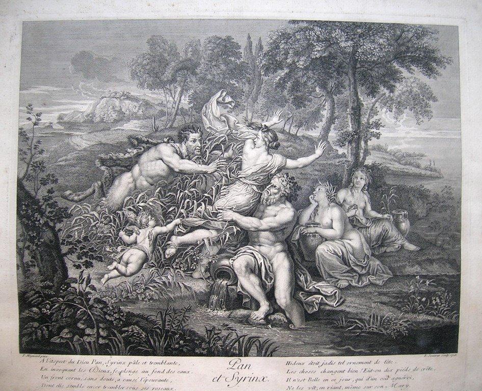 JEAURAT Etienne, (1699-1789)