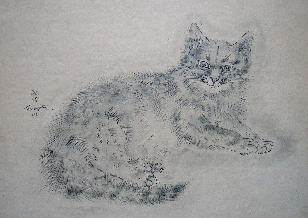 FOUJITA Léonard Tsuguaru, (1886-1968)