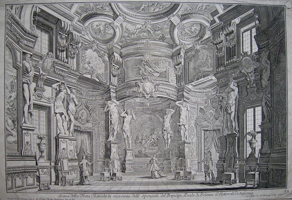 PFEFFEL  Johann Andréas  (1674-1748)