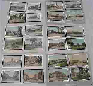 (80+) Vermont Postcards – Depots, Trollies, Covered