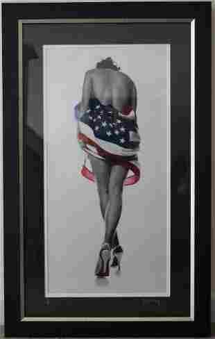 """American Dream"" Artist Tony Curry"