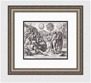 Raphael 1649 Engraving Vatican Josephs Dream
