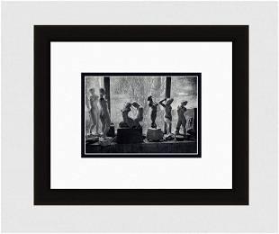 Brassai Aristide Maillol's Studio III 1930's