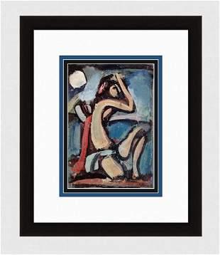 Georges Henri Rouault Legendary Figure (Figure